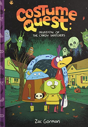 Costumes Quest (Costume Quest: Invasion of the Candy Snatchers)