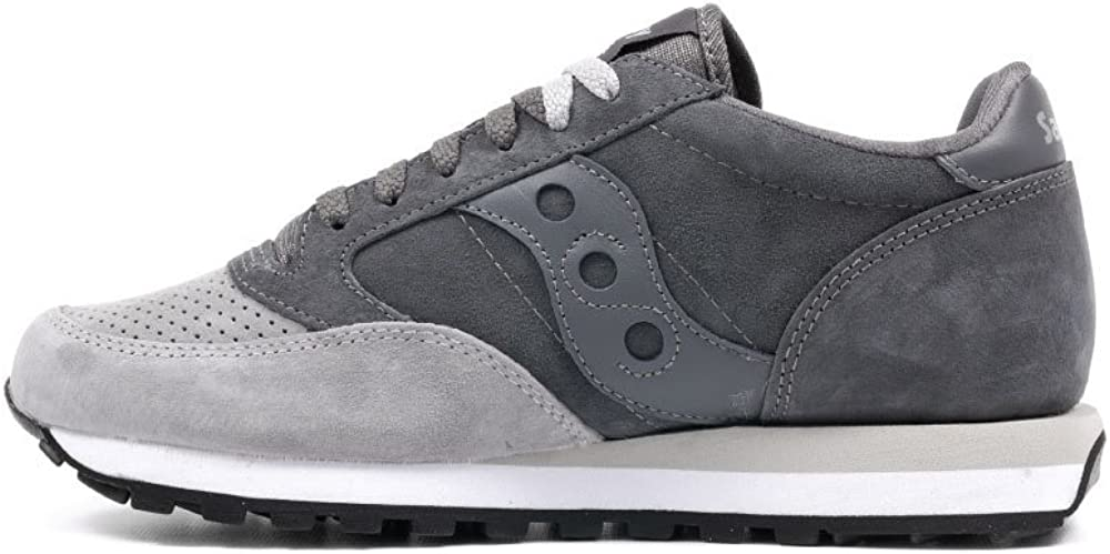 Rissa Disturbo sua  Saucony Jazz O Premium Shoes Charcoal Grey UK 10: Amazon.co.uk: Shoes & Bags