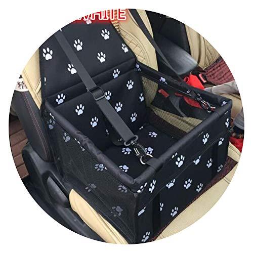 better-caress Pet Car Seat Pad Safe Carry House Cat Puppy Bag Car Travel Pet Products,cr6,M ()