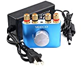 Yeeco Hifi Mini Bluetooth Amplifier AMP 50W+50W 2 Channel Music Audio Stereo Receiver