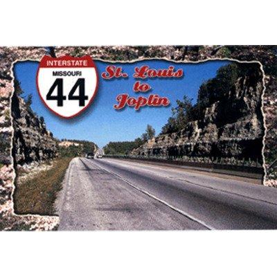 UPC 731247128577, Bulk Buys Missouri Postcard 12857 I-44 To Joplin - Case of 750
