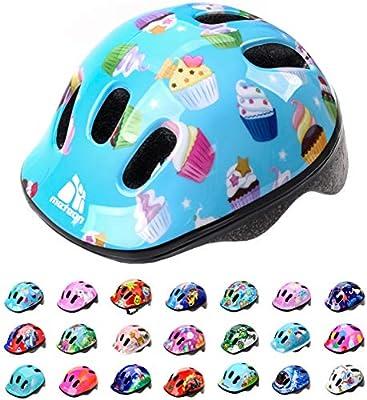 meteor Casco Bicicleta Bebe Helmet Bici Ciclismo para Niño - Cascos para Infantil - Bici Casco para Patinete Ciclismo Montaña BMX Carretera Skate ...