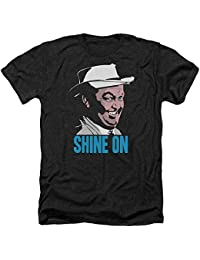 Andy Griffith Shine On Unisex Adult Heather T Shirt For Men and Women
