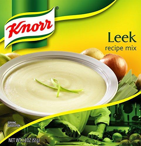 - Knorr Recipe Mix, Leek 1.8 oz, (Pack of 12) by Knorr