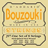 D\'Addario J97 Greek Bouzouki Strings