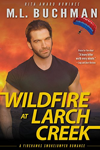 Wildfire at Larch Creek (Firehawks Smokejumpers Book 2) - Blackhawk Helicopter Crash