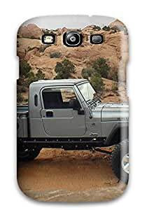 Dolores Phan's Shop Fashionable Galaxy S3 Case Cover For Jeep Protective Case