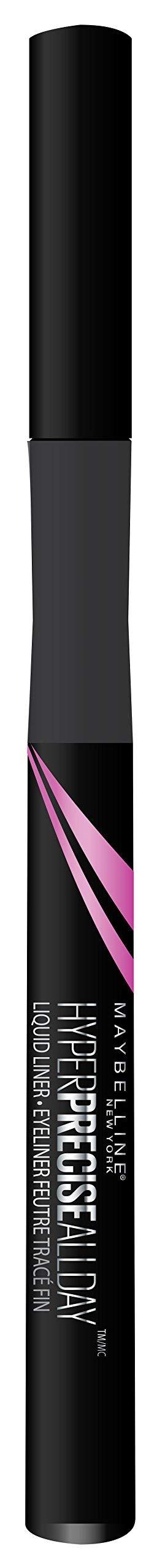 Maybelline New York - Eyeliner Hyper Precise Liner Feutre Pointe Fine - Noir 700 Black 1 ml product image