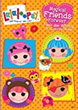 lalaloopsy coloring book - Lalaloopsy Super Size Coloring and Activity Book-Magical Friends Forever