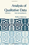 img - for Analysis of Qualitative Data, Volume 2: New Developments (The Analysis of Qualitative Data Series) book / textbook / text book