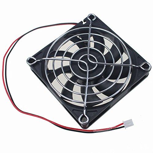 GDSTIME 8cm 80mm X 80mm X 15mm 12v Brushless Dc Cooling Fan by GDSTIME (Image #4)