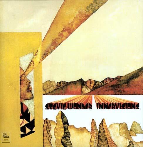 Innervisions - Wonder Vinyl Stevie Records