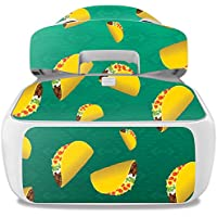 Skin For DJI Goggles – Tacos   MightySkins Protective, Durable, and Unique Vinyl Decal wrap cover   Easy To Apply, Remove, and Change Styles   Made in the USA
