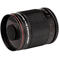 Danubia Telephoto f8.0 500mm T2 Mount Mirror Lens [254002]