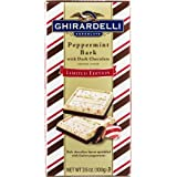 Ghirardelli Chocolate Peppermint Bark with Dark Chocolate