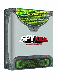 The Spy Kids Collection