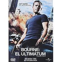 BOURNE EL ULTIMATUM / DVD