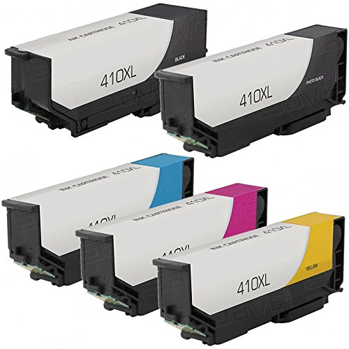 compandsaveリサイクルepson 410 410 x l t410 x l pack of 5 高