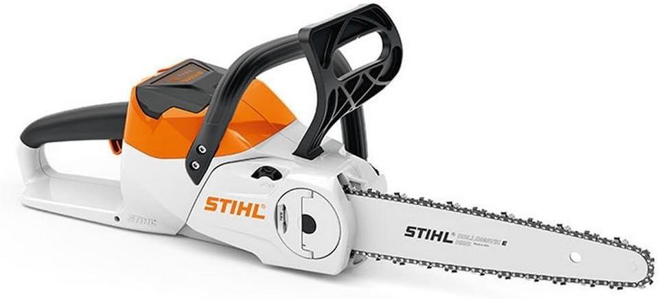 STIHL Sierra de cadena A de la batería Msa C-120 Bq Cm. 30 + Kit de herramientas para la jardinería
