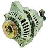 New Alternator For Honda Civic, Del Sol, 1.6L 1996-1998 31100-P2E-A01, 31100-P2E-A02