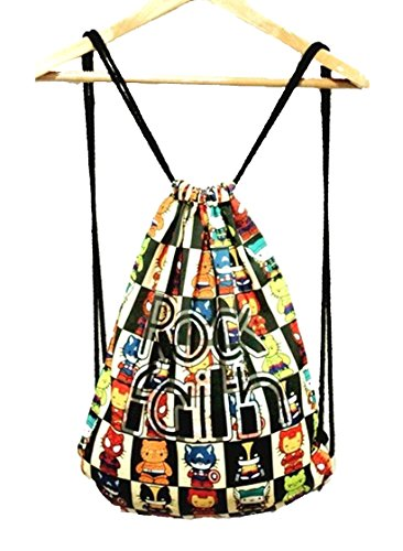Oath_song - Bolso mochila  para mujer L C12