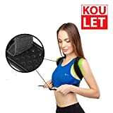 Posture Corrector Back Brace – Best Posture Corrector - The Best Adjustable Back Posture Corrector For Men and Women, Improves Posture and Hunched Shoulders, Shoulder Alignment, Perfect Exercises and