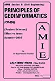 AMIE - Section - (B) Principles of Geoinformatics ( CV- 406 ) Civil Engineering Solved and Unsolved Papers