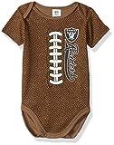Gerber Childrenswear Oakland Raiders 2018 Football Bodysuit
