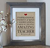 Teacher Frames Review and Comparison