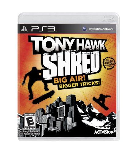 Tony Hawk: Shred Stand-Alone Software - Playstation 3