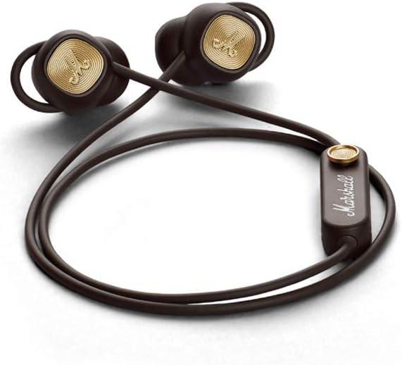 Marshall Minor II Bluetooth Auriculares - Marrón