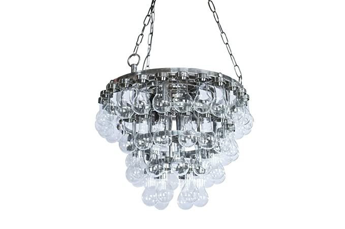 pib - Lámparas de techo - Gran araña de cristal Mil Gotas ...