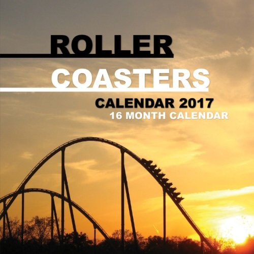 Roller Coasters Calendar 2017: 16 Month Calendar ebook