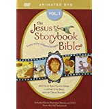 Jesus Storybook Bible Animated DVD, Vol. 1