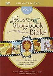 Jesus Storybook Bible Animated DVD, Vol. 1 (The Jesus Storybook Bible)