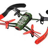 Skin For Parrot Bebop Quadcopter Drone – Smoke Weed | MightySkins Protective, Durable, and Unique Vinyl Decal wrap cover | Easy To Apply, Remove, and Change Styles | Made in the USA