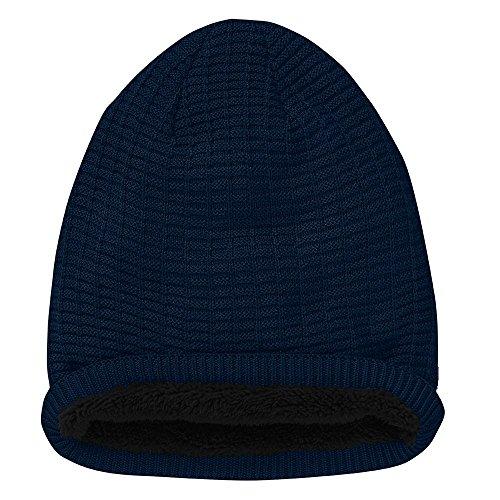 Brandit Unisex Uni of John 2 Pack Beanie Navy Jersey Blau gxOrRqngU