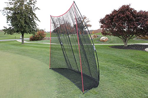 Rukket Haack Golf Net 3pc Bundle with Flexible Golf Swing Plane Tempo Trainer and Carry Bag, Practice Hitting/Driving Indoors, at Home or Backyard by Rukket Sports (Image #7)