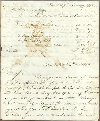 how to turn a song into a ringtone on iphone early shipping document bill amp autograph letter new york 1793