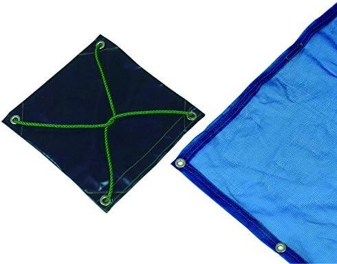 保育学校用品 プールカバー ウエイト付 ロングセラー品 *9×14メートル 特注サイズも承ります