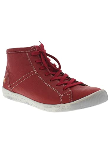 Womens Isleen Hi-Top Sneakers Softinos neh1m