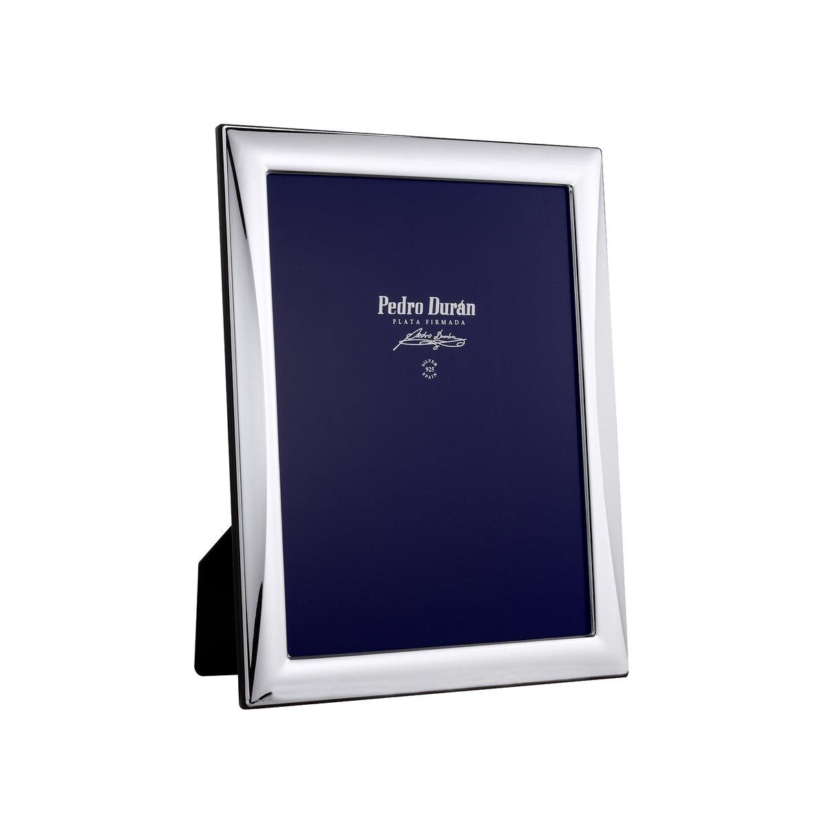 PEDRO Duran 00131029 – Rahmen mit Chicago Design - 21 x 27 cm - silber