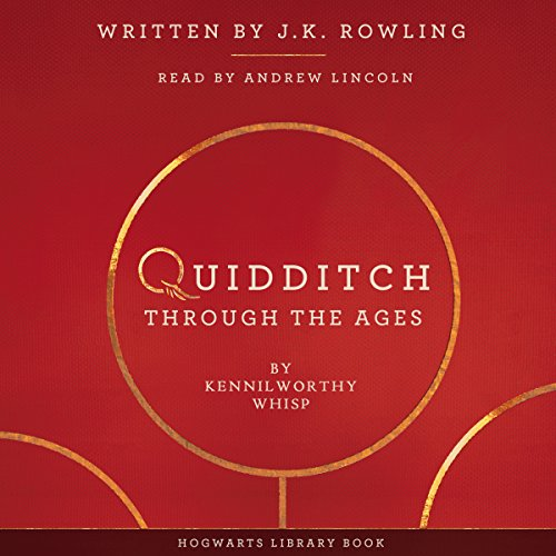 Quidditch Through the Ages cover
