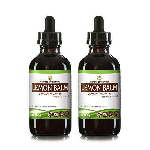 organic lemon balm extract - 3