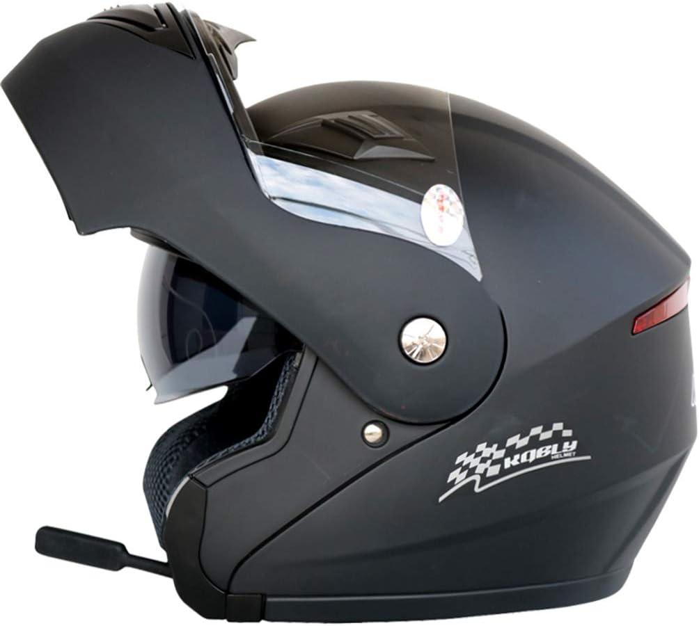 Casco Bluetooth barato Moto y doble visera
