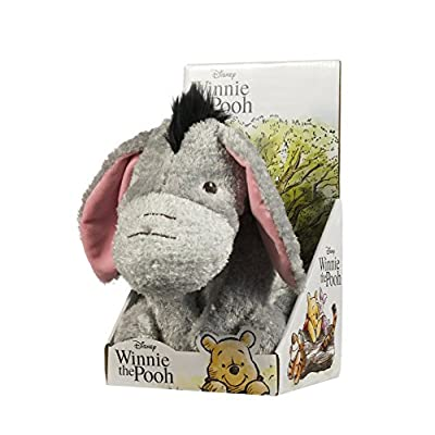 Winnie The Pooh Eeyore Soft Toy - 25cm: Toys & Games