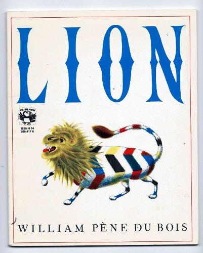 - Lion (Picture Puffin Books)