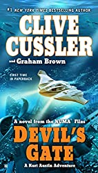 Devil's Gate (NUMA Files series Book 9)