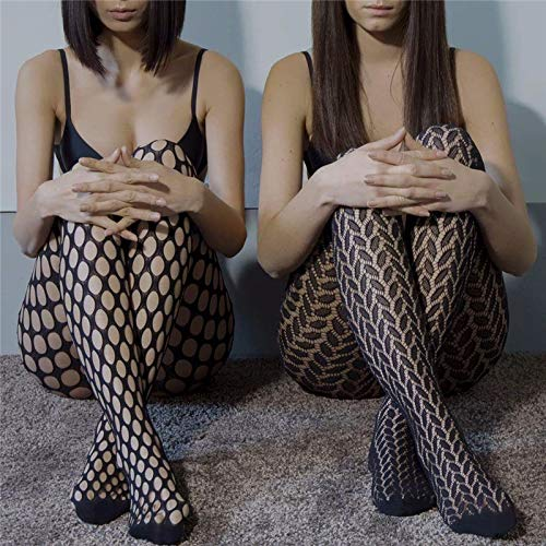 Amazon.com: Gold Happy Vintage Sexy Women High Waist Tights Long Fishnet Pantyhose Sex Mesh Stockings Collant Femme Fantaisie Lenceria para Mujer: Kitchen & ...