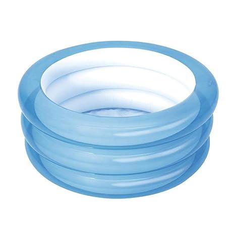 youngfate Piscina para Bebés Piscina para Niños Piscina Infantil Inflable Bañera Inflable Bañera Redonda Barrel Ocean Ball Pools para Niños En ...